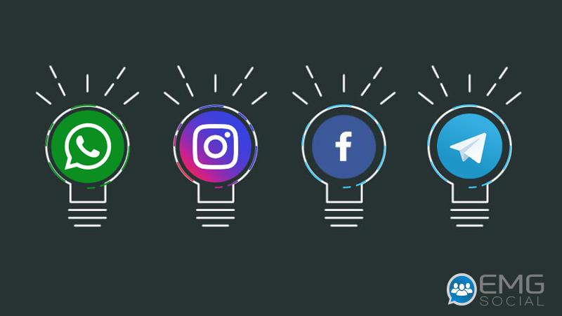 Una plataforma, todas las redes sociales de mensajería conectadas, una sola fuente de información, es por eso que nuestros clientes están felices de utilizar nuestro sistema EMG Social